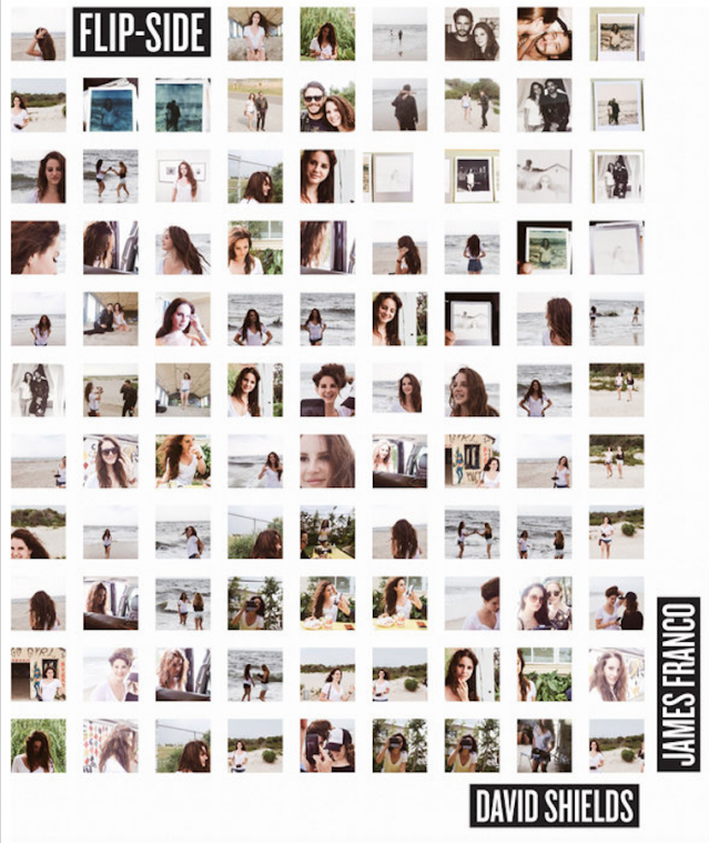 """La cover di """"Flip-Side: Real and Imaginary Conversations with Lana Del Rey"""""""