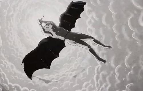 """Uno scena di """"Rattle That Lock"""", il nuovo video di David Gilmour"""