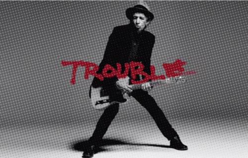 """""""Trouble"""", il nuovo singolo di Keith Richards che torna solista dopo 23 anni"""