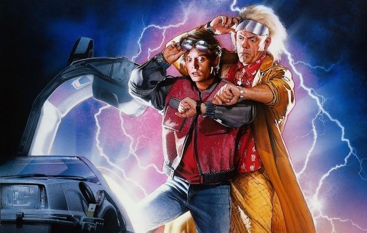 Doc e Marty. Foto: Facebook