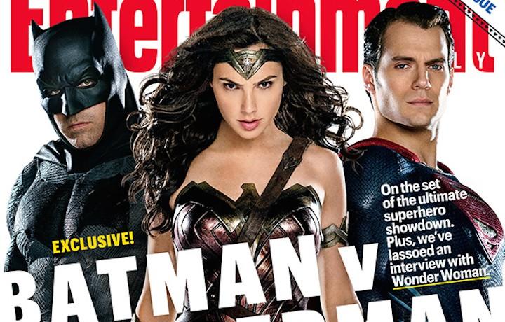 Ecco il magico trio sulla copertina di Entertainment Weekly