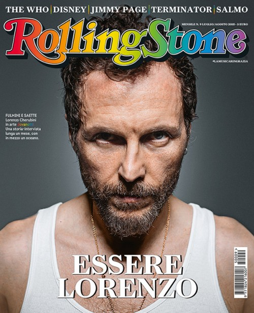 Rolling Stone n. 9 - Luglio/Agosto 2015