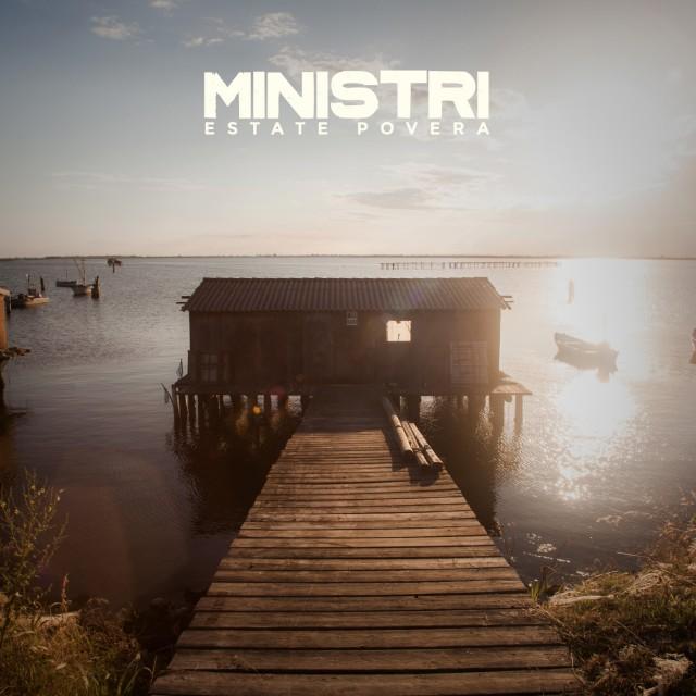 """La copertina del nuovo singolo dei Ministri, """"Estate Povera"""" uscito il 1° luglio"""