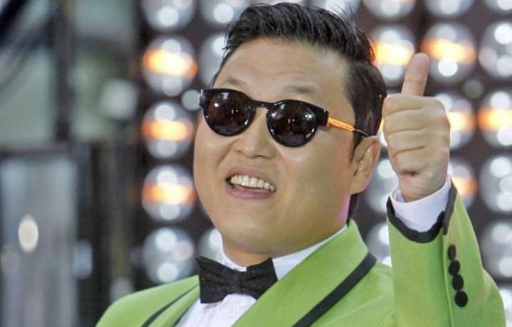 PSY Gangnam Style. Foto: Facebook