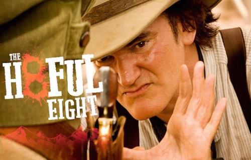 """""""The Hateful Eight"""" è il nuovo film di Quentin Tarantino in uscita nel 2015"""