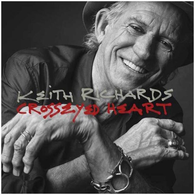 """La copertina di """"Crosseyed Heart"""" in uscita il 18 settembre per Virgin EMI"""
