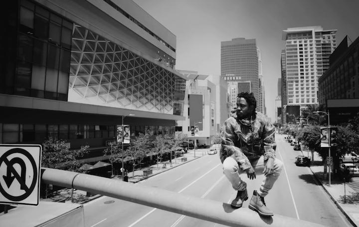 Kendrick Lamar, 11 nomination ai Grammy