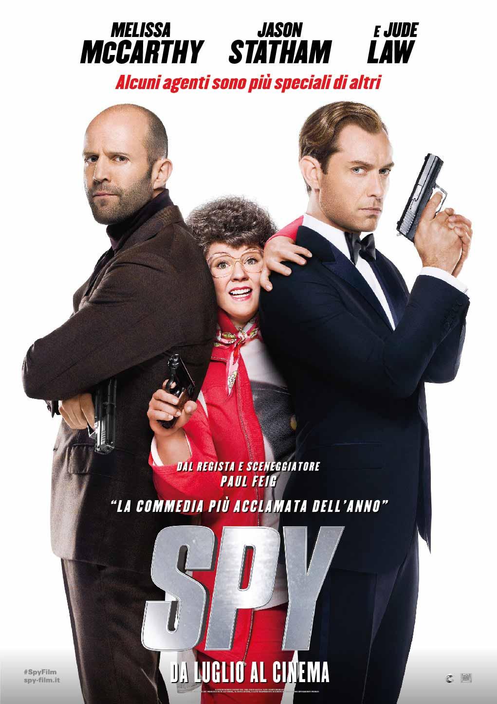 Spy - Paul Feig
