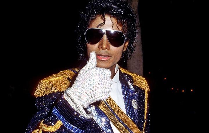 Michael Jackson ai Grammy del 1984