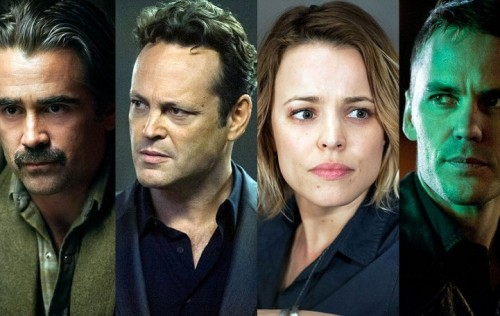 "Il cast di ""True Detective"" seconda stagione. Foto: Facebook"