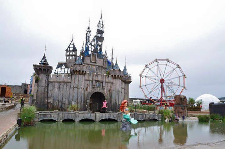 Il parco. Foto: Facebook