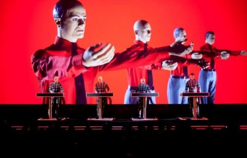 Kraftwerk Live. Foto: Facebook