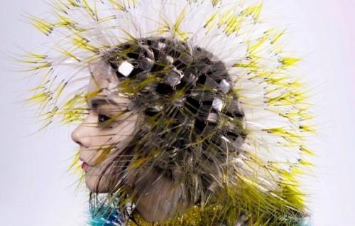 """Uno scatto da """"Vulnicura"""", l'ultimo album di Björk"""