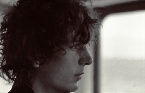 Syd Barrett, foto via Facebook