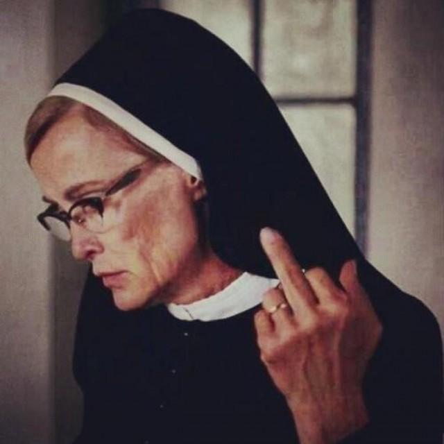 """Jessica Lange in """"Asylum"""""""