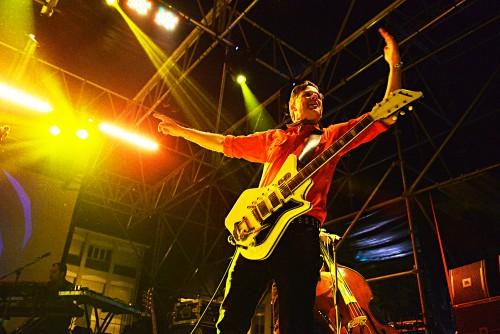Calexico, live, concerto, 23 agosto 2015, Ariano Folkfestival 2015, Ariano, foto, gallery, Irpinia, Antonio Siringo
