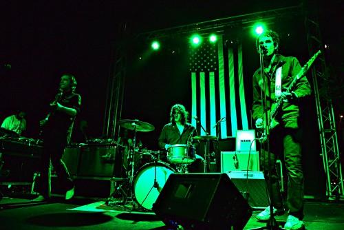 Jon Spencer Blues Explosion, Pompei, live, concerto, 29 agosto 2015, foto, gallery, Antonio Siringo