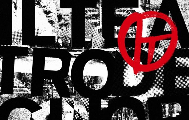 Ecco la copertina del nuovo album de Il Teatro Degli Orrori