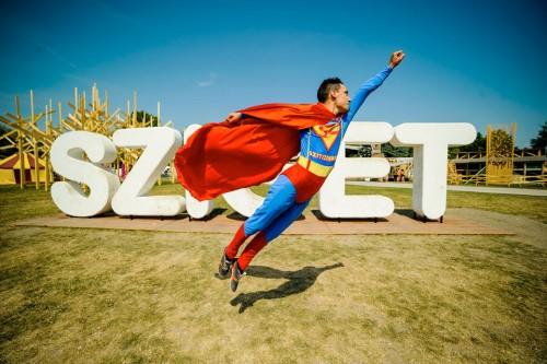 Sziget, Sziget 2015, Budapest, Óbudai, festival, musica, estate, facce, The Island of freedom, Robbie Williams