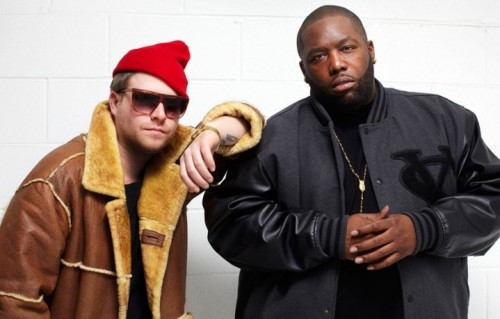 El-P e Killer Mike a.k.a. Run The Jewels. Foto: Stampa