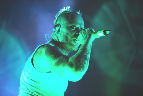 Prodigiy, Campovolo, live, concerto, Liam Howlett, Keith Flint, Maxim Reality, The Day Is My Enemy