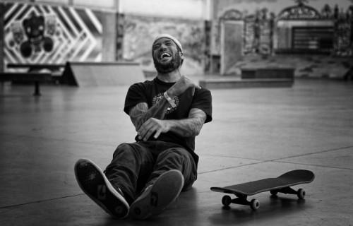 «Musica e skate sono simili. Più ti eserciti, più diventi bravo». Foto: Eric Hendrikx
