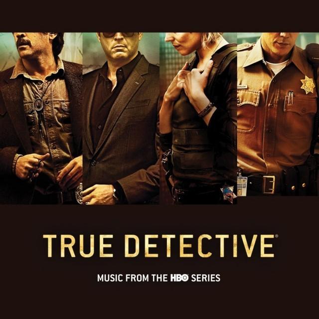 La cover della colonna sonora di True Detective