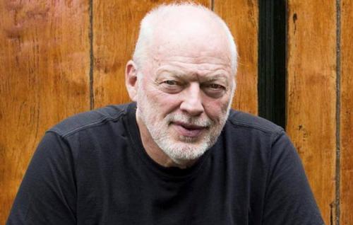 David Gilmour, foto via Facebook