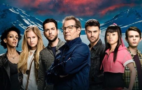 """Il cast di """"Heroes Reborn"""", dal 24 settembre sulla NBC"""