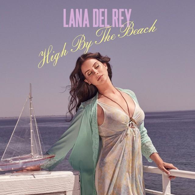 """La cover di """"High by The Beach"""""""
