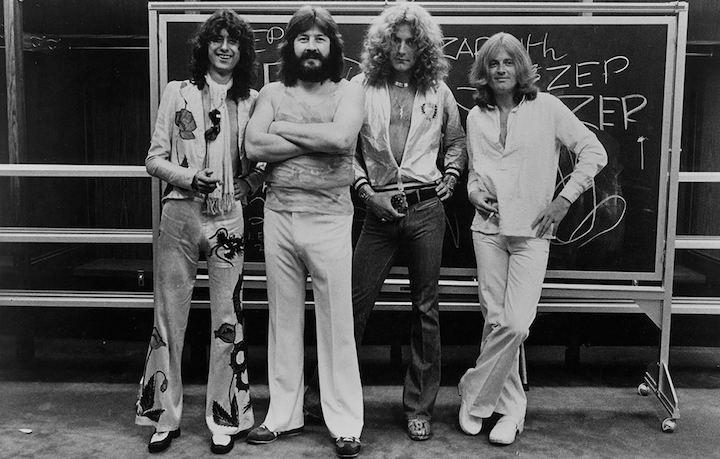 Un nuovo album dei Led Zeppelin in uscita