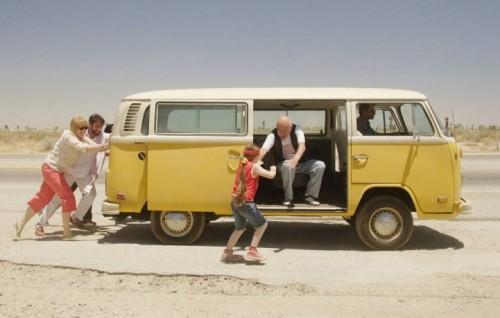 "Un fotogramma di ""Little Miss Sunshine"" (2006)"