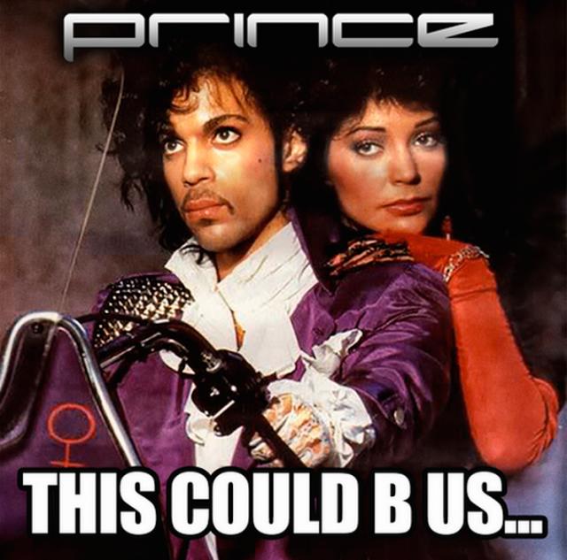 """La cover del singolo di Prince, """"This Could B Us"""""""
