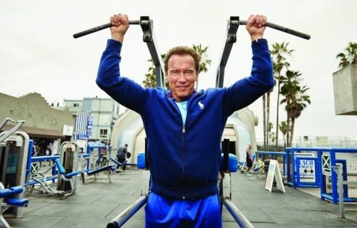 """Arnold Schwarzenegger ha ripreso il lavoro """"in proprio"""" dopo 2 mandati da leader politico. Foto: Peter Yang"""