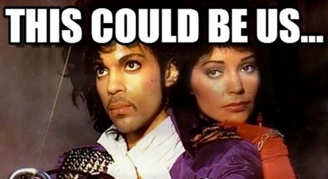 Il meme da cui deriva la cover del nuovo singolo di Prince
