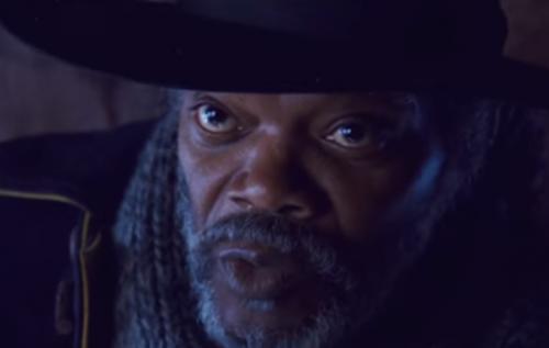 Samuel L. Jackson nel nuovo western di Tarantino