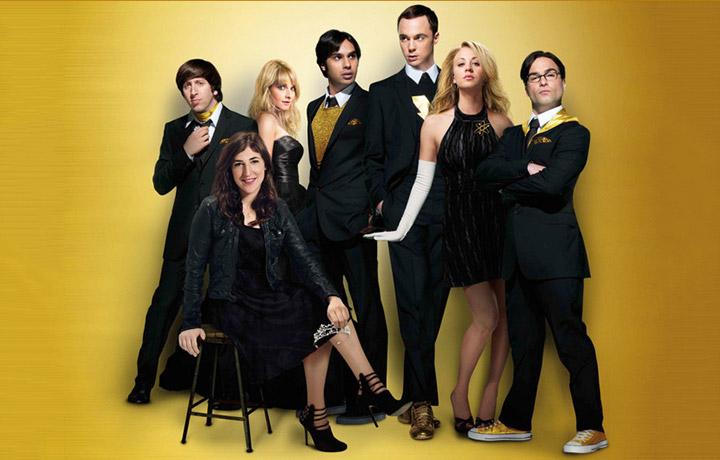 """Il cast di """"The Big Bang Theory"""""""