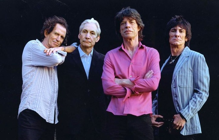 The Rolling Stones, foto: Facebook