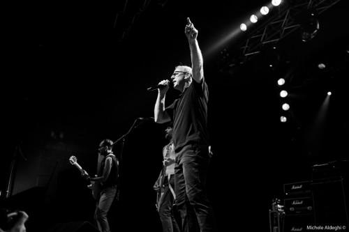 Bad Religion, Interrupters, Live Club, Trezzo sull'Adda, live, concerto, hardcore punk, foto, gallery, Michele Aldeghi