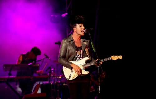 The Kolors, le foto del concerto dell'11 settembre 2015 all'Open Air Theatre di Expo 2015 a Milano - Foto di Mourad Balti