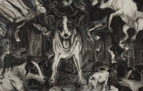 """Laurie Anderson """"Heart of a Dog"""""""