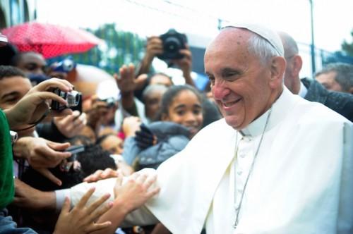Papa Francesco via Wikipedia