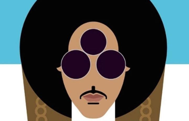 """La grafica del nuovo album di Prince, """"HitnRun Phase One"""""""
