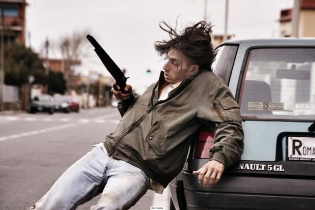 """Una scena di """"Non essere cattivo"""". Foto: Angelo Turetta"""