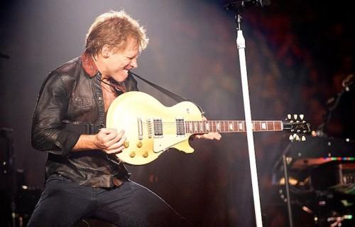 Niente live in Cina per Jon Bon Jovi. Fonte: Facebook