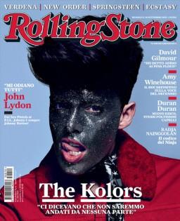 Rolling Stone numero 10 The Kolors