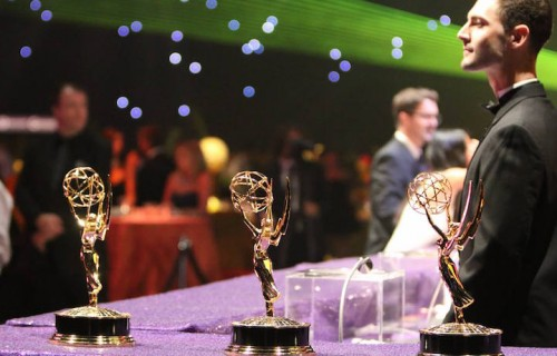 È il weekend degli Emmy awards. Fonte: Facebook