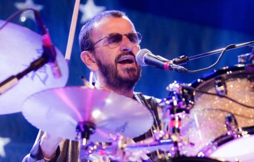 Ringo Starr. Foto: Facebook