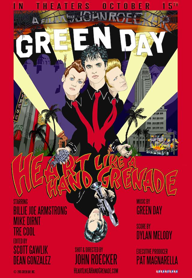green day granade