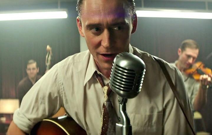Tom Hiddleston interpreta Hank Williams